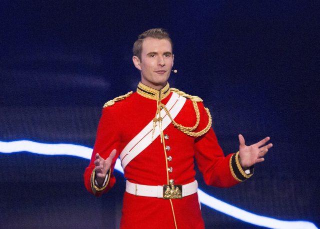 Richard Jones became the Britain's Got Talent champion in series 11