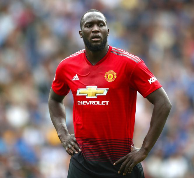 Romelu Lukaku insists he was made out to be a scapegoat during his final year at Manchester United