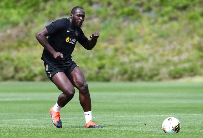 Belgium targetman Romelu Lukaku is being revitalised at Inter, says his Belgium boss Roberto Martinez