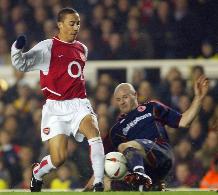 Ryan Smith was destined to be the next big thing at Highbury until a knee injury wrecked his career