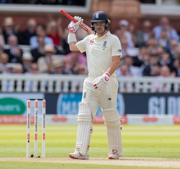 Rory Burns England