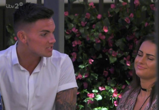 Sam and Amber were in Love Island 2017 together