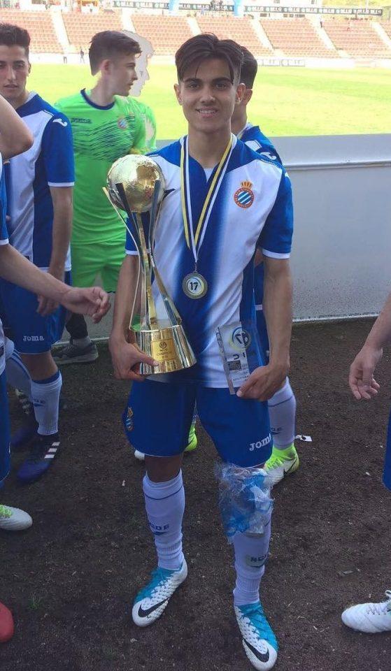 Puigmal won the 2017 Mediterranean International Cup