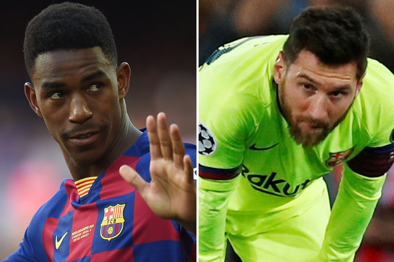 Image result for messi and firpo