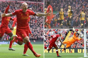 Liverpool vs Arsenal: Anfield has been the stage for humiliation for the Gunners with 22 goals conceded in just six games