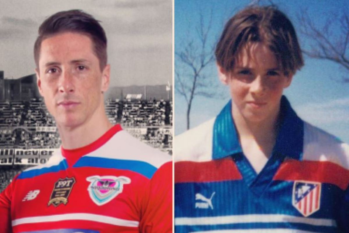Fernando Torres posts amazing throwback picture on eve of last ever game for the ex-Liverpool and Chelsea star