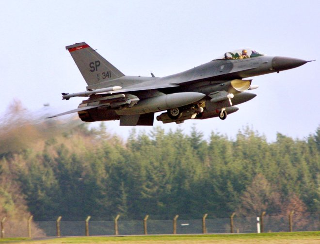The hero pilot's fighter jet was not armed with missiles on the day of the hijacking