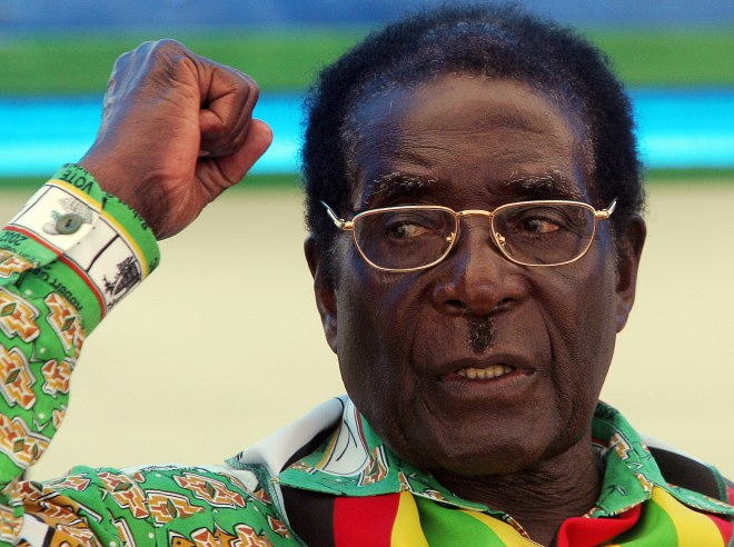 Robert Mugabe has reportedly died aged 95