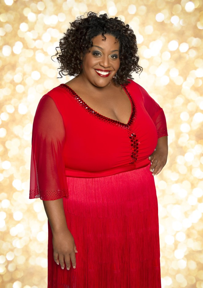 Alison Hammond has told of her struggles with breastfeeding, saying her massive boobs almost killed her son