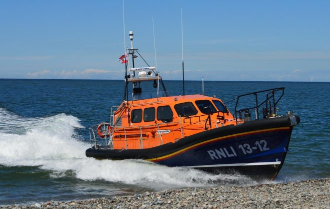The RNLI made losses of £6.3million last year