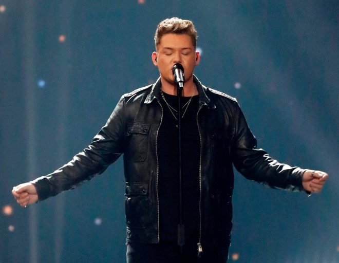 UK entrant Michael Rice finished in last place at this years Eurovision Song Contest