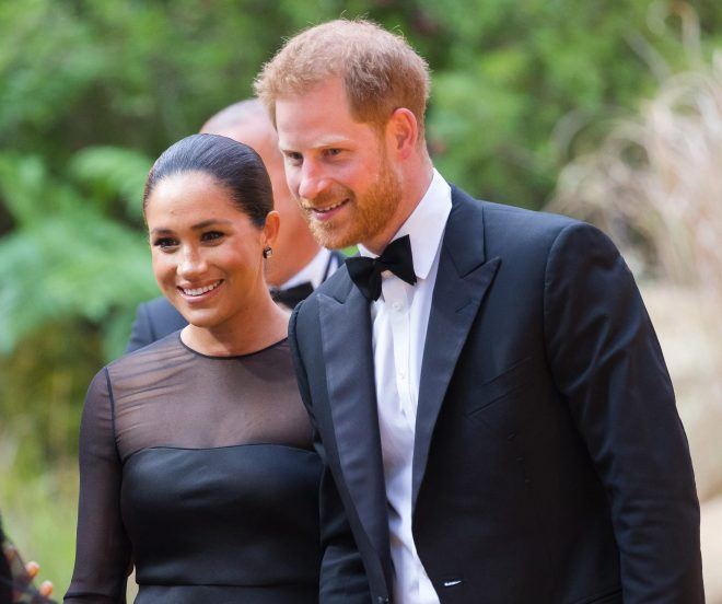 Meghan Markle and Prince Harry have headed to Africa for a royal tour