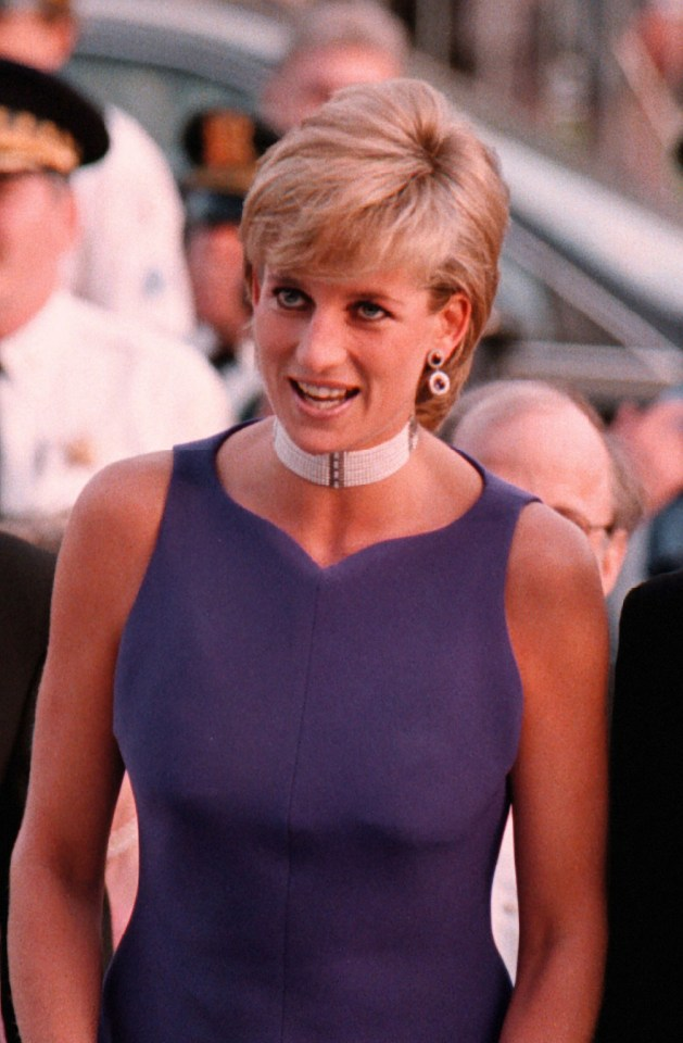 Princess Diana never needed to wag her finger in anyone's face