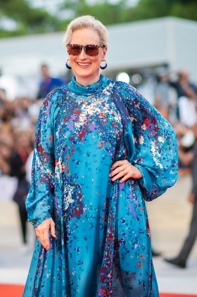 Meryl Streep stars in the Netflix film The Laundromat