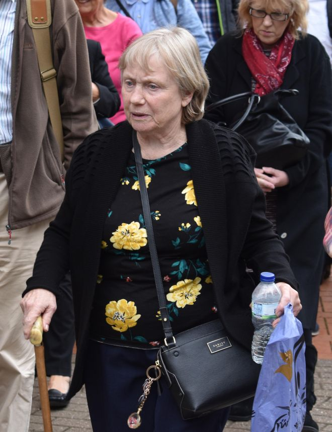 Mrs Eccleston was also cleared of manslaughter