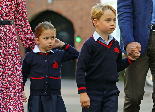 The royal siblings will attend the school the promotes kindness as importantly as academic achievement