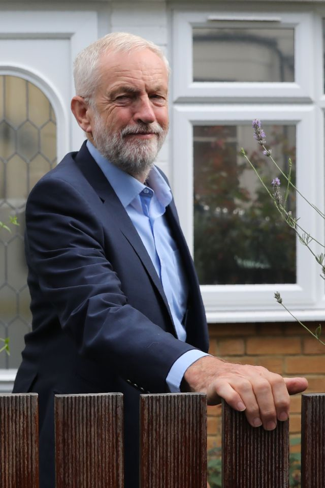 Labour leader Jeremy Corbyn was blasted for his handling of the anti-Semitism row in his party