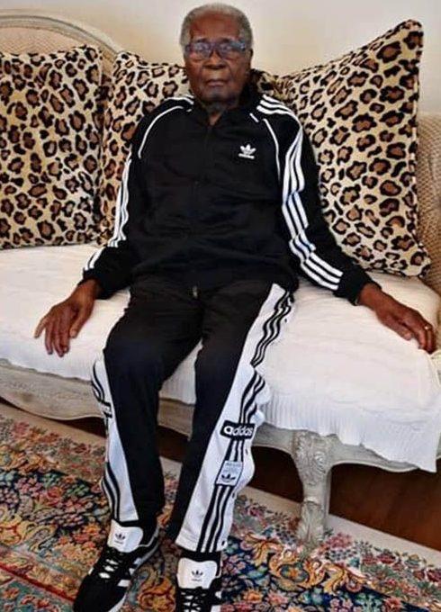 Mugabe had been unable to walk since November, his family said