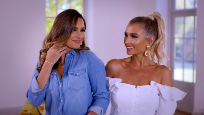 Sam and Billie are back for a sixth series of The Mummy Diaries on ITVBe