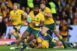 How to watch Australia vs Fiji rugby for FREE