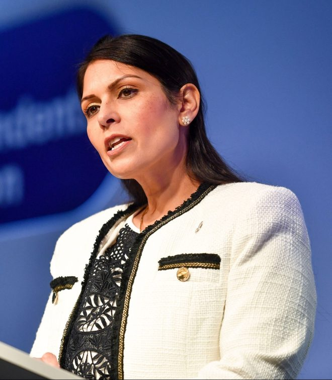 Priti Patel was right to say she wanted criminals to feel terror