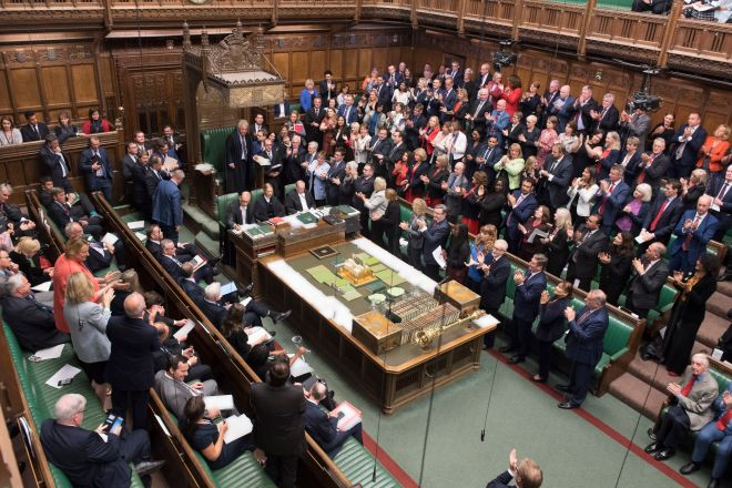 MPs backed a motion calling for ministers to publish communications in regards to Operation Yellowhammer