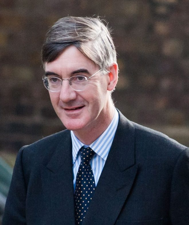 Jacob Rees-Mogg branded the Court decision a constitutional coup