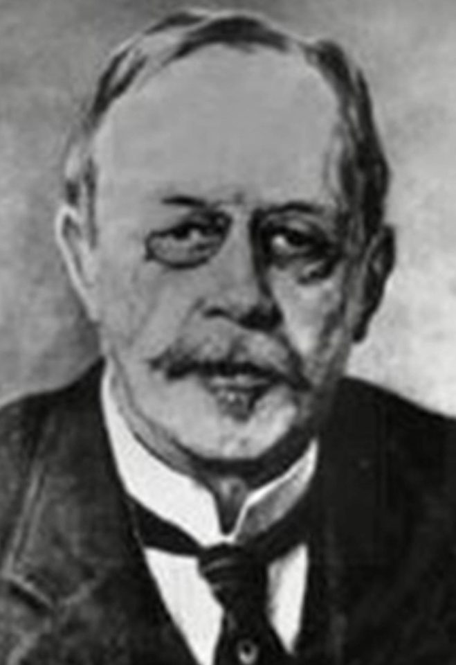 Hans Christian Gram was a Danish microbiologist who Google is celebrating today with a Google on his 166th birthday