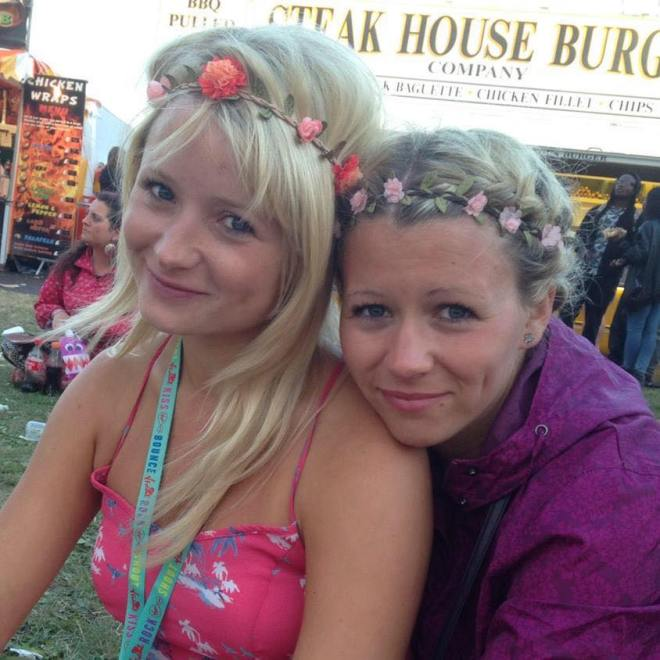 Laura, right, died after battling an illness - her family confirmed