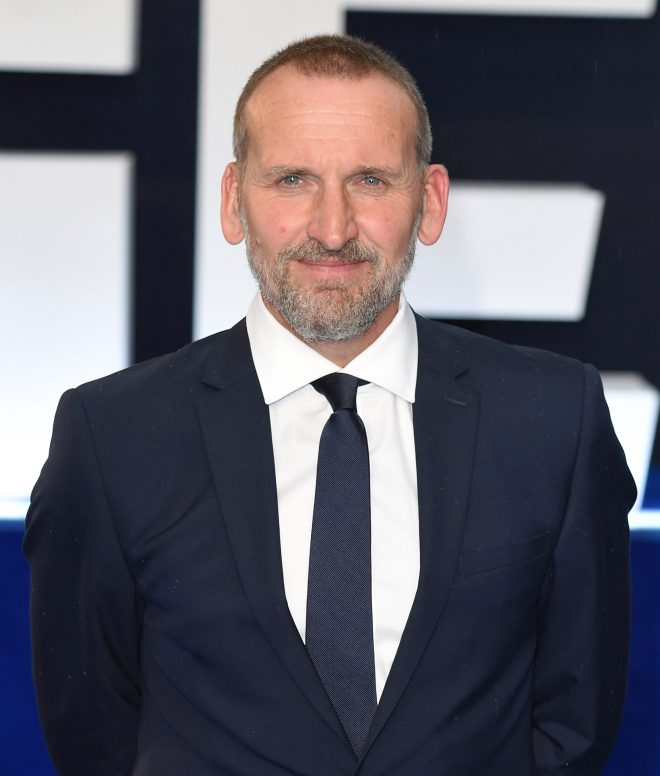Christopher Eccleston has laid bare his brutal anorexia struggle