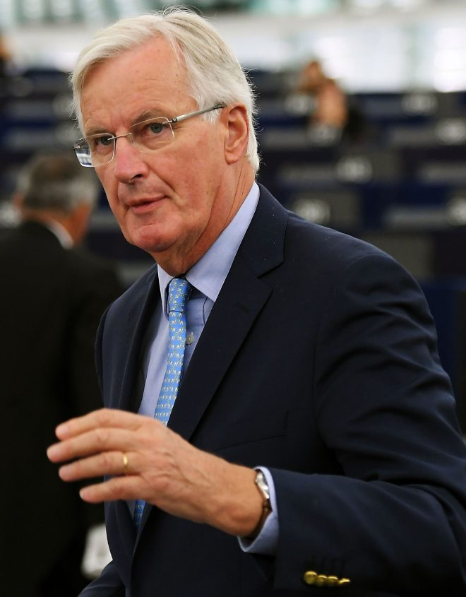 Michel Barnier has said it is difficult to see how the two sides can reach a deal