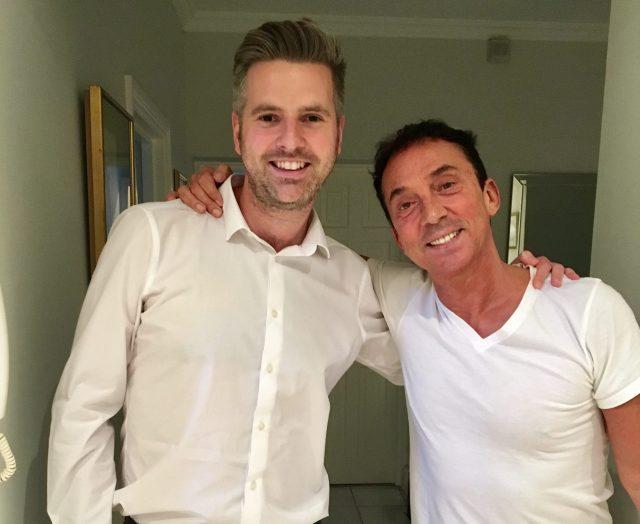 Strictly judge Bruno Tonioli speaks exclusively to Sun man Stuart Pink