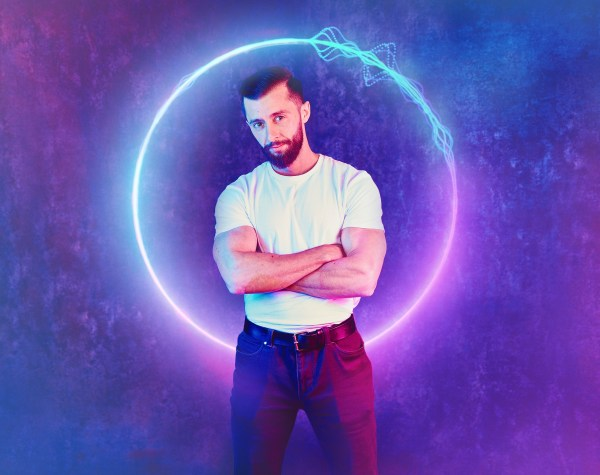 James' cast image for the Circle