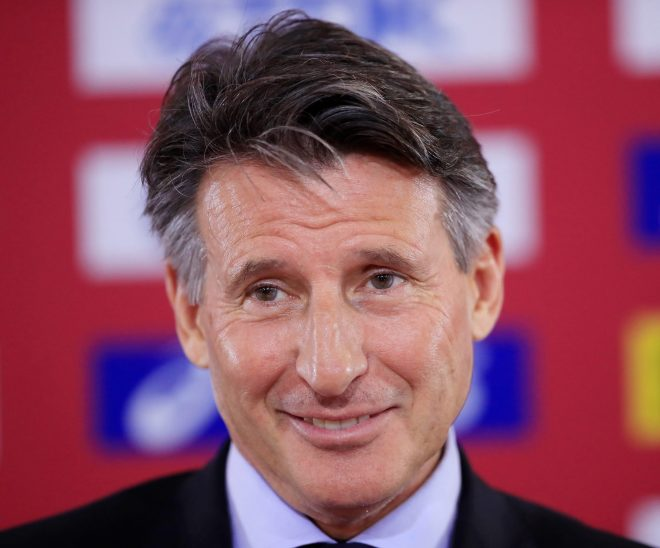 Coe, president of the International Association of Athletics Federations, says the games are in Doha to boost the sport in the Middle East