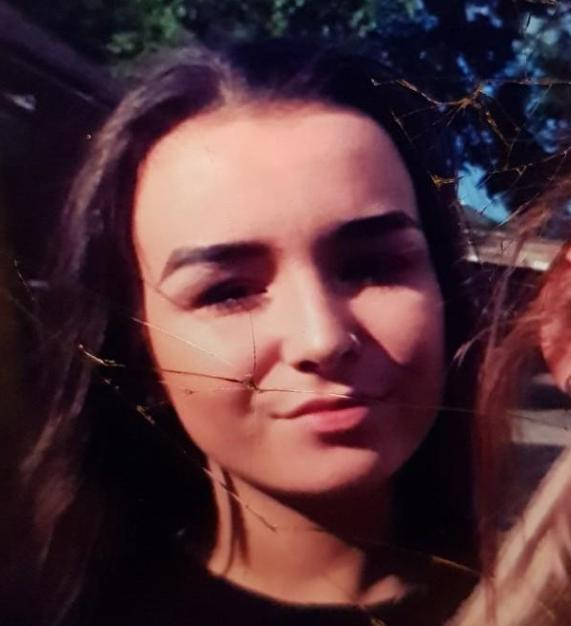 Kelsey Warner, 14, is missing from her Birstall home