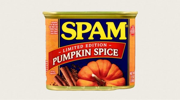 Walmart is selling pumpkin spiced spam for Halloween and we