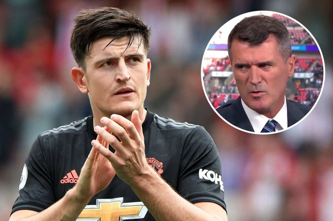 Roy Keane says 'slow' Harry Maguire struggles with 'basic ...