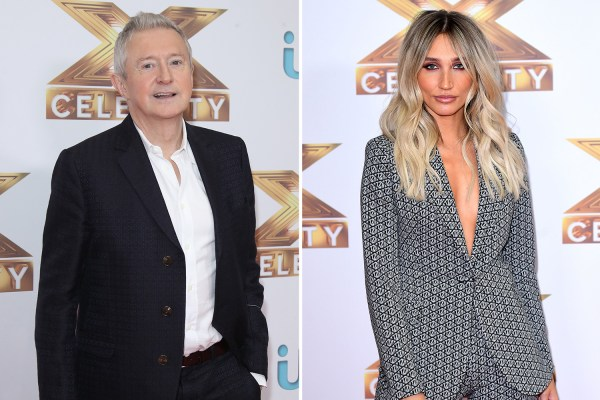 Louis Walsh teases the X Factor: Celebrity categories ahead of the launch show and tips Megan McKenna to win