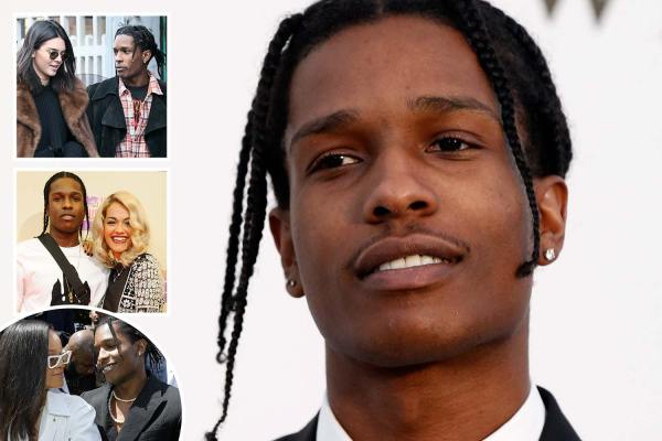 ASAP Rocky claims he