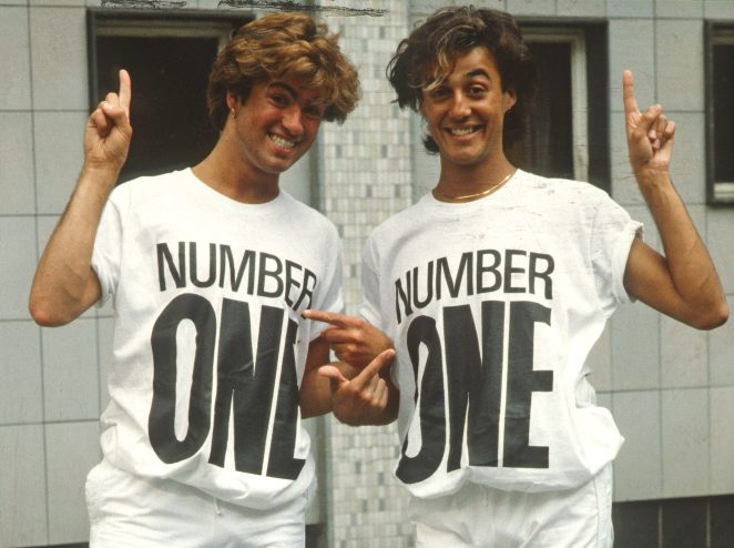 George's fame continued to grow after Wham! split in June 1986