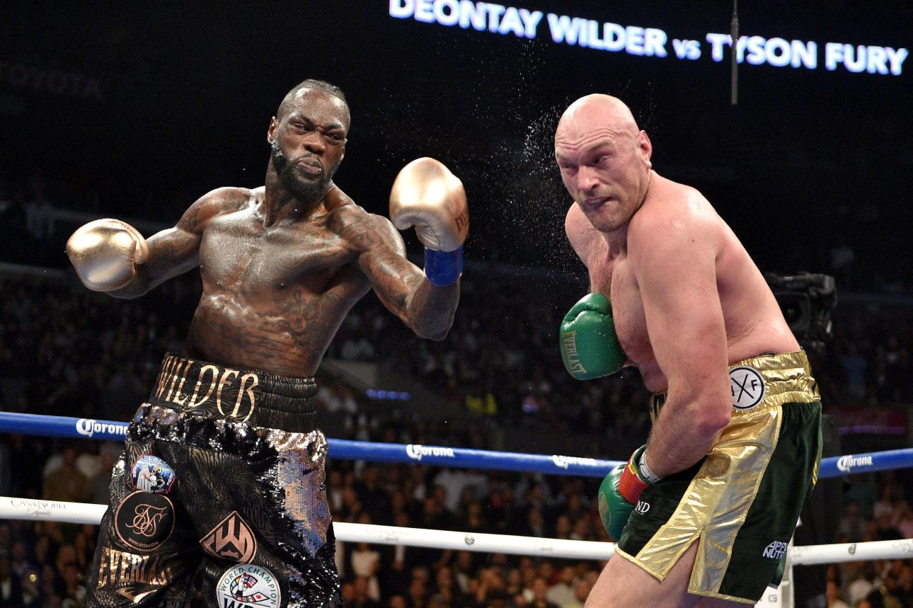 Wilder is ready to take revenge, WBC says they are ready to impose sanctions on Fury-Wilder III