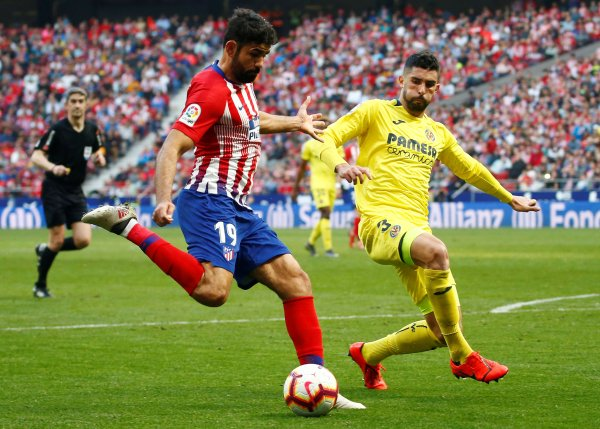 Villarreal and Atletico agree to play La Liga tie in Miami this December