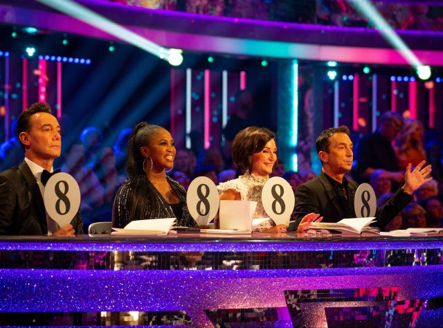 Bruno Tonioli will miss this year's live shows
