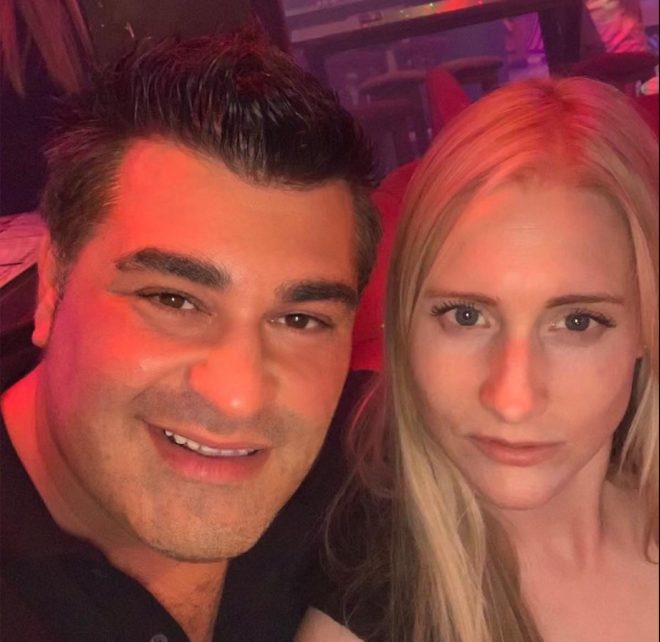Jamie Sewell and pal Tanya Young were expecting to be able to catch-up with drinks by the pool on their holiday to Turkey