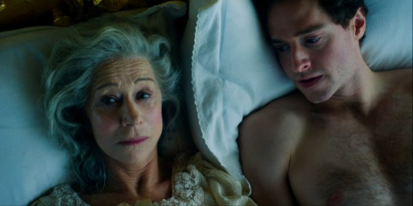 Catherine The Great steamy sex scene sees Helen Mirren