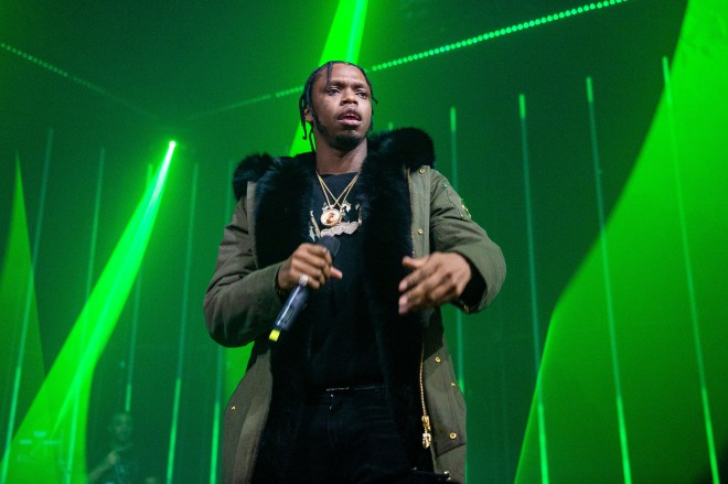 Krept was due to perform at BBC Radio 1Xtra Live on Saturday October 5