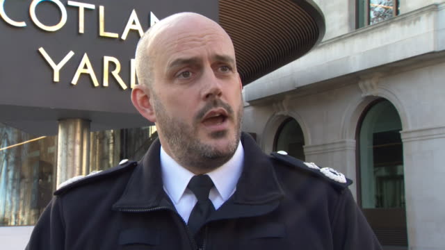 Met's Deputy Assistant Commissioner Laurence Taylor admitted crime victims are suffering because police have to deal with protests