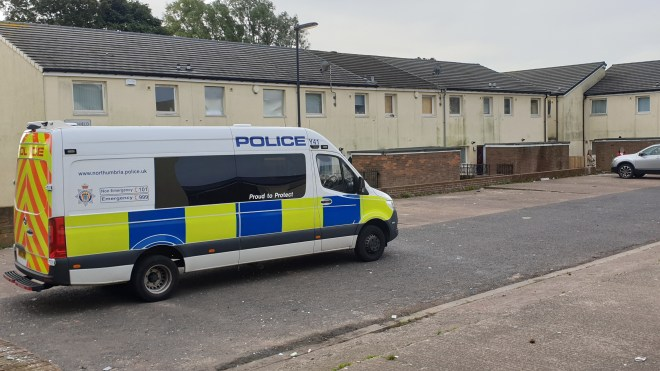 The area has been blighted by the behaviour of youths