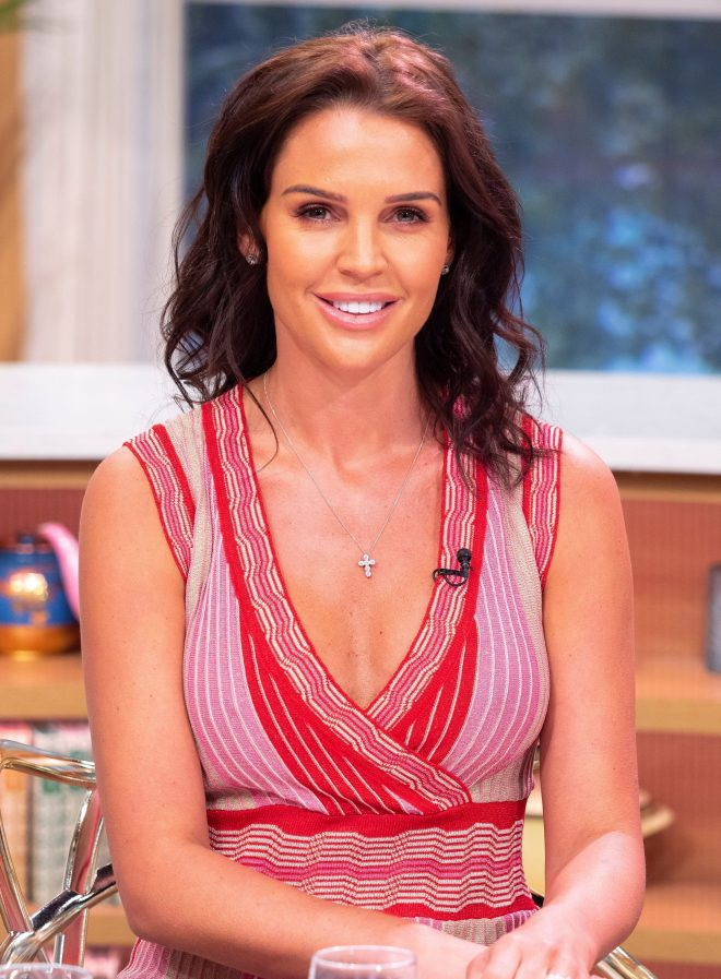 Danielle Lloyd claimed she had similar run ins with Rebekah Vardy
