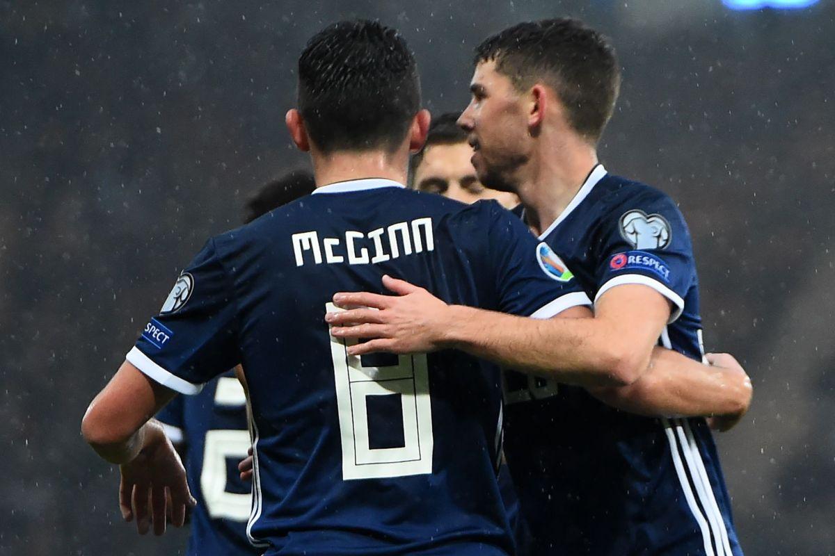 Scotland vs San Marino LIVE: Stream, TV channel, score, and team news for Euro 2020 qualifier at Hampden Park